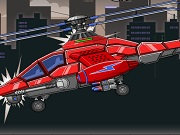 ELICOPTER ROBOTIC